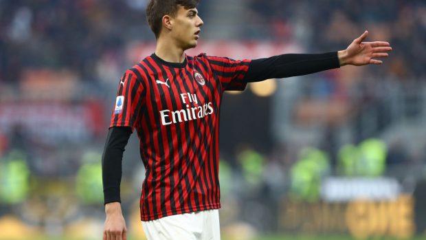 """Daniel Maldini a 18 anni in serie A. """"La pressione c'è, ma se si è pronti e seguiti si può"""""""