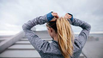 Capelli e sport: attenti a phon ed elastico quando si corre.