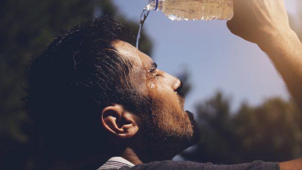 Correre con il caldo: così il nostro corpo ci dice che è troppo