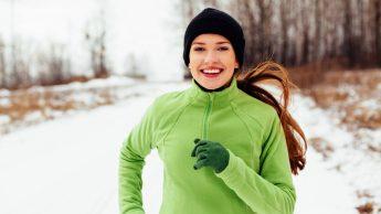Correre con il freddo, i benefici per la salute: