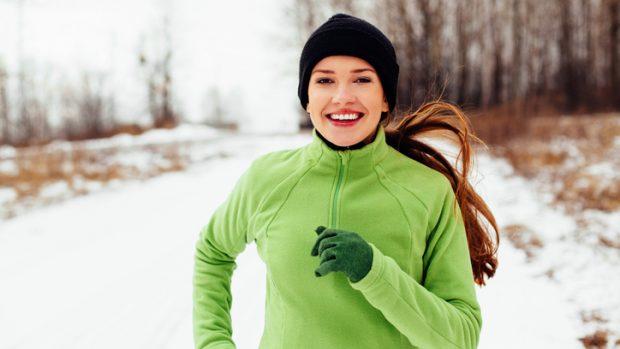"""Correre con il freddo, i benefici per la salute: """"Stimola le difese immunitarie e il sistema cardiocircolatorio"""""""