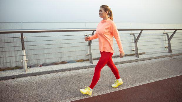 Camminata veloce per dimagrire: ecco com'è la postura corretta