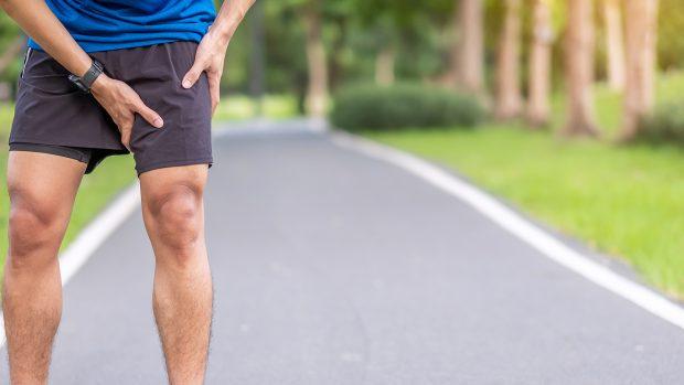 Ernia dello sportivo o Pips, boom nel lockdown: traumi da sport senza stretching
