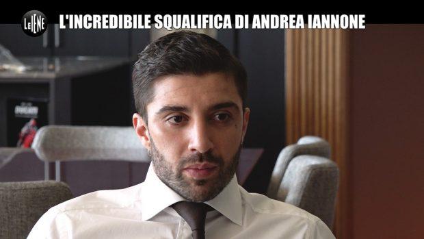 Andrea Iannone squalifica per doping alle Iene