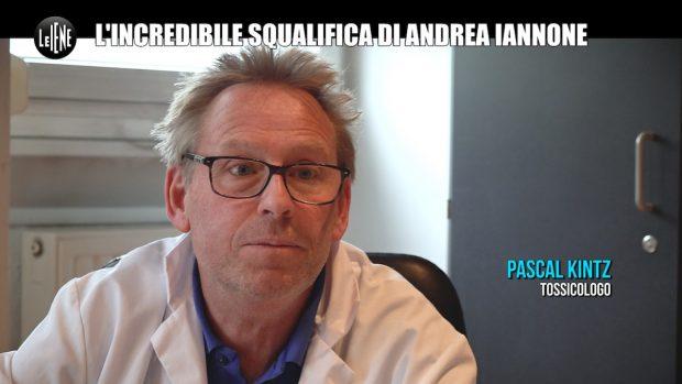 Tossicologo Pascal Kintz su drostanolone