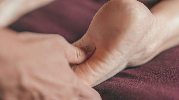 Tallone d'Achille gonfio e colesterolo alto LDL