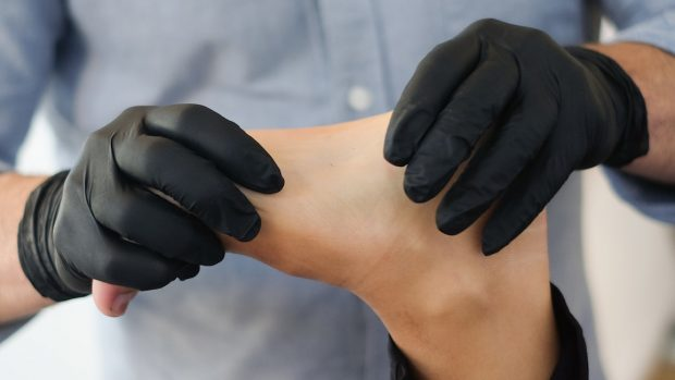 Tallone d'Achille ingrossato e ipercolesterolemia familiare