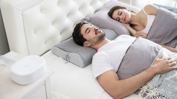 cuscino antirussamento