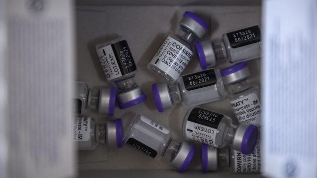 Vaccino Pfizer per ragazzini 12-15 anni