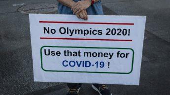 Manifestazioni contro Olimpiadi