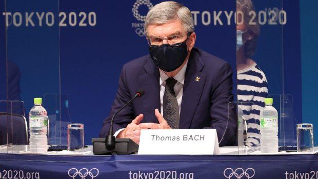 Thomas Bach Cio Olimpiadi Tokyo 2020 coronavirus contagi