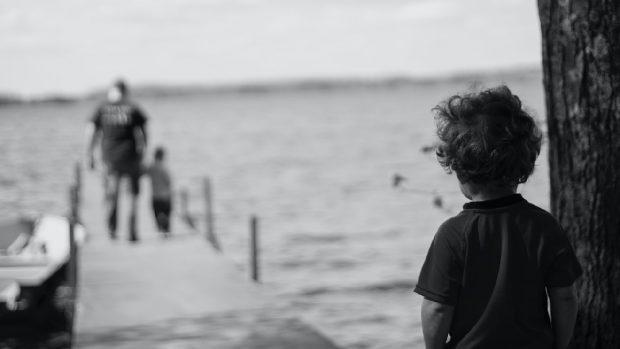 Paura del mare nei bambini