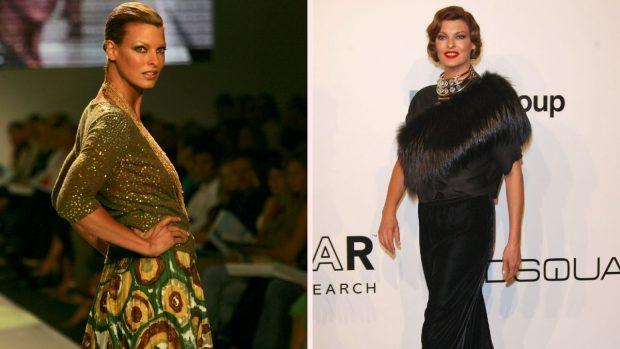Supermodella anni 90-2000