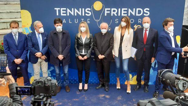 Tennis and Friends Torino Villaggio della Salute
