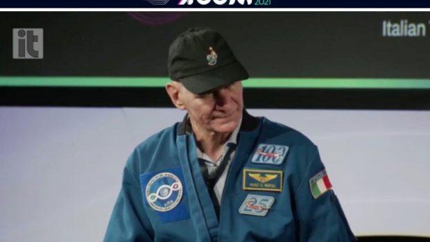 Astronauta Nespoli malattia