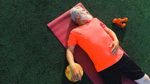 Combattere stanchezza quando si torna ad allenarsi